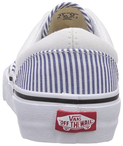 Vans U Era Vy6Xfjx, Baskets mode mixte adulte Blanc (True White)