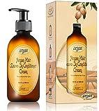 Vitamins Creme Intensive sans rinçage pour Cheveux Secs & Abimes, Produit Demelant Repair Styler. Soins à l' Huile D' Argan (Fin & Normal)