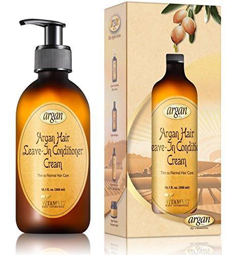 Intensive Hair-repair-therapie (Vitamins Leave In Conditioner für dünnes bis normales Hair - Professionelle Feuchtigkeitscreme für trockenes & geschädigtes Haar)