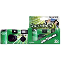 Fujifilm C1703 Quicksnap Super 400 135-27 CN Disp+  Film-Black / Green