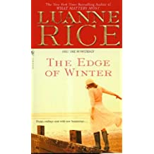 The Edge of Winter by Luanne Rice (2007-11-27)