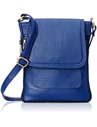Women And Girls Sling Bags (Blue)