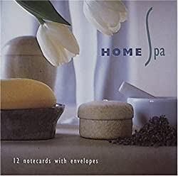 Home Spa Notecard Wallet (Gift Line)