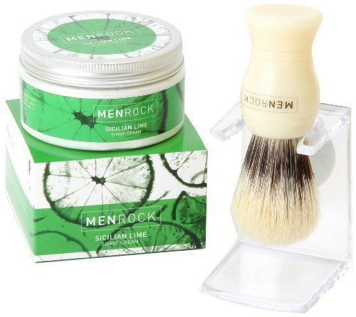men-rock-sicilian-lime-shave-cream-with-just-like-badger-brush-and-drip-stand-by-men-rock