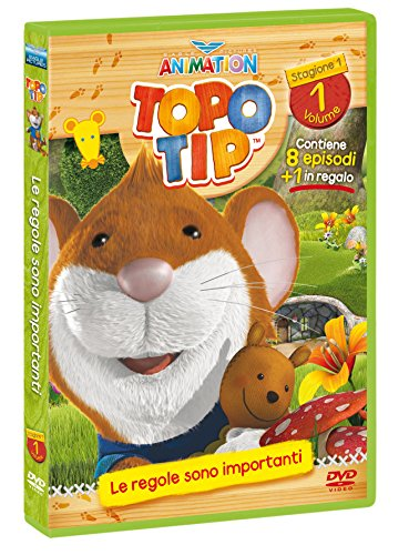 Preisvergleich Produktbild topo tip - stagione 1 - vol. 1 - le regole sono anti