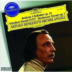 Beethoven: Piano Sonata No.4 In E Flat, Op.7 - 1. Allegro molto e con brio