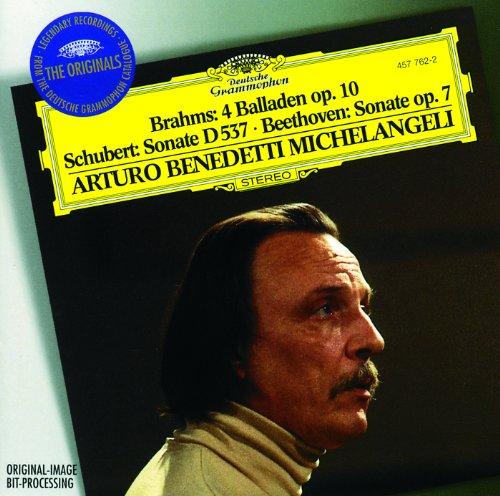 Brahms: 4 Ballades, Op.10 - No...