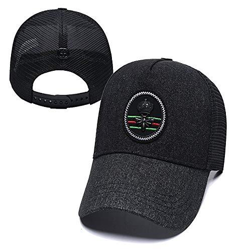 sdssup Baseballmützen für Männer und Frauen Outdoor-Sport und Freizeit Netze Hüte 7 einstellbar