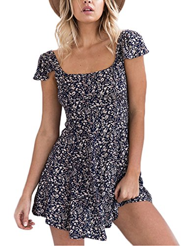 simplee-apparel-damen-baumwolle-kleid-elegant-floral-knielang-kleid-kurzarm-ruckenfrei-blumen-mini-k