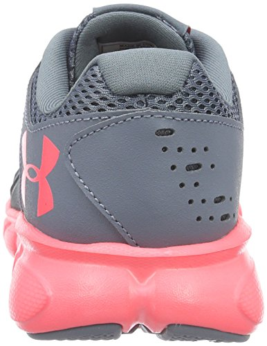 Under Armour Thrill 2, Scarpe da Corsa Donna Multicolore (Gravel)