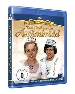 Drei Haselnüsse für Aschenbrödel (digital remastered) [Blu-ray]