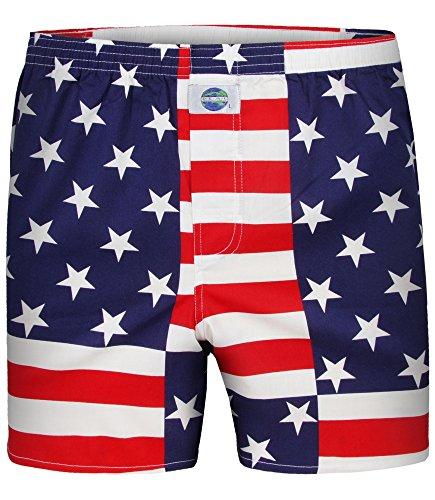 "DEAL Boxershorts ""USA"" S"