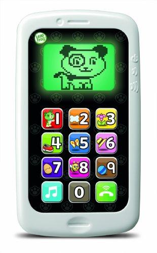 Leap Frog - Teléfono móvil, habla y cuenta, Scout (Cefa Toys 00734)