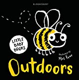Little Baby Books: Outdoors (Bloomsbury Little Black and White Baby Books)