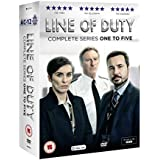 Line of Duty - Series 1-5 Box Set