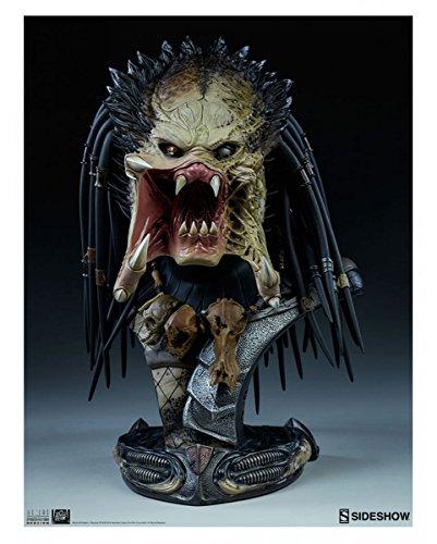 Wolf Predator Büste als lizenzierter Fanartikel aus Alien vs. Predator 2 (Büste Wolf)