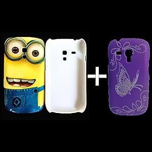Coque Style Despicable Me 2 Minion Pour Samsung Galaxy S3 mini i8190