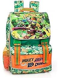 Preisvergleich für Ninja Turtles - Schulrucksack