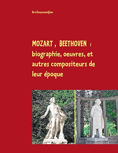Livres Mozart, Beethoven : biographie, oeuvres, et autres compositeurs de leur époque: guide pratique pour mélomanes epub pdf