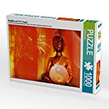 Buddha und Yin Yang 2 1000 Teile Puzzle quer