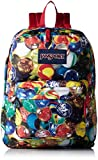 JanSport Superbreak Polyester 25 Ltrs Multi Lost Marbles School Backpack (JS00T5010JM)