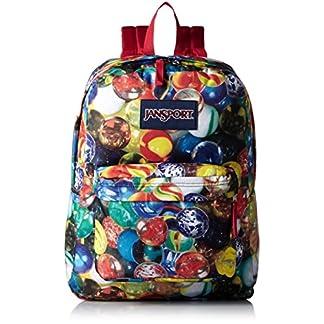 JanSport Superbreak Backpack Heritage Patches