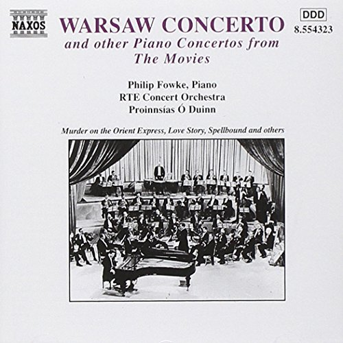 Warsaw Concerto & Other Piano Concertos from the Movies Test