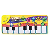 Baby toys Musical Touch Keyboard Singing Carpet Mat - Best Reviews Guide