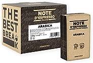 Note d'Espresso Arabica Vacuum-Packed Coffee 250 g x 4 pack