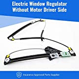 Front Electric Window Regulator Driver Side W/O Motor Compatible With A3 5Dr 2003-2012 (Trade Vehicle Parts AD2006)