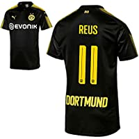 Puma BVB Borussia Dortmund Away Trikot 2017 2018 Auswärtstrikot mit Spieler Name