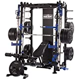 Maxxus Multipress 10.1 Station de Musculation Universelle -Power Cage à Squat -Barre...
