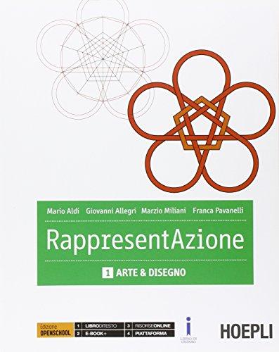 Rappresentazione. Con e-book. Con espansione online. Per gli Ist. tecnici per geometri: 1