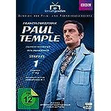 Francis Durbridge: Paul Temple - Staffel 1 - Die komplette ZDF-Fernseh-Saison 1 (Folgen 1-13 + Interview) - Fernsehjuwelen