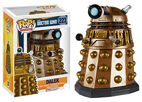 Funko Pop! - Vinyl: Doctor Who: Dalek