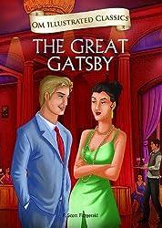 The Great Gatsby : Illustrated Classics (Om Illustrated Classics)