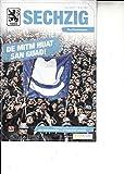 Sechzig 11 2016/2017 Würzburger Kickers Zeitschrift Magazin Einzelheft Heft Fussball Bundesliga 1860 München