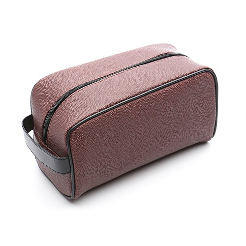 zumer-sport-mens-toiletry-bag-football-brown-one-size