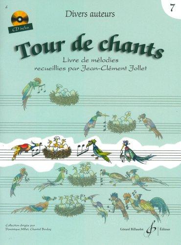 Tour de Chants Volume 7 par Divers Auteurs