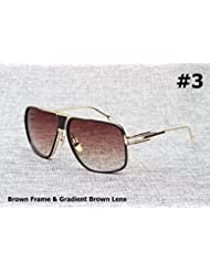 Aprigy Fashion Brand Design Grand F¨¹nf Flieger Sonnenbrille M?nner Frauen Vintage klassische Qualit?ts Sun Glasses
