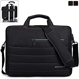 suchergebnis auf amazon de f�r toplader, koffer, rucks�cke \u0026 taschen  brinch new style nylon sto�fest laptop tasche messenger tasche f�r laptop notebook macbook