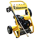 Gas Pressure Washers Review and Comparison