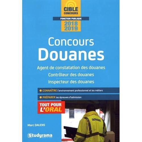 Concours douanes - Tout pour l'oral