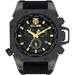 TechnoSport Herren Chrono Uhr - Rose Gold IP