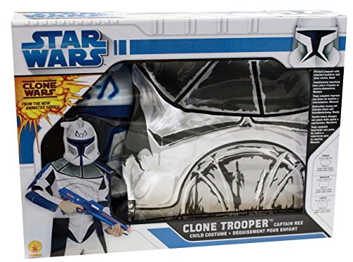 Original Lizenz Star Wars Clone Trooper Captain Rex -