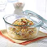 Trendy & Must Have Borosilicate Glass Casserole With Lid For A Glamrous Kitchen/Perfect Diwali Gifty