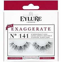 Eylure Exaggerate Lash No. 141, 1er Pack (1 x 2 piezas)