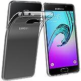 Coque A3 2016, Simpeak Ultra Slim TPU Transparent Case pour Samsung Galaxy A3 2016