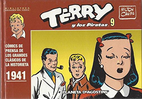 Biblioteca Grandes del Comic: Terry y los piratas nº 09