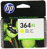HP No.364XL CB325E High Capacity Ink Cartridge - Yellow